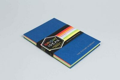 Bright Ideas The Future Is Bright Notebook