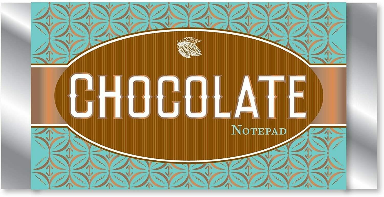 Chocolate Notepad