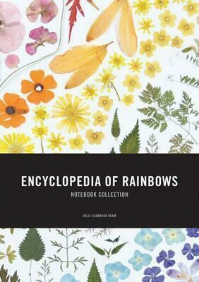 Encyclopedia Of Rainbows Notebook