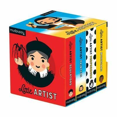 Little Artists Book