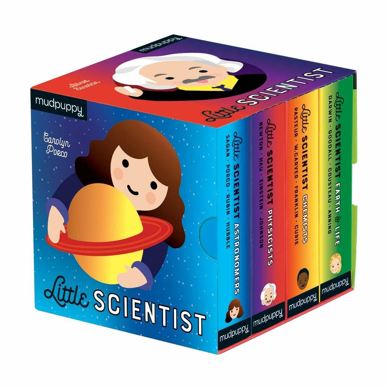 Little Scientist Book