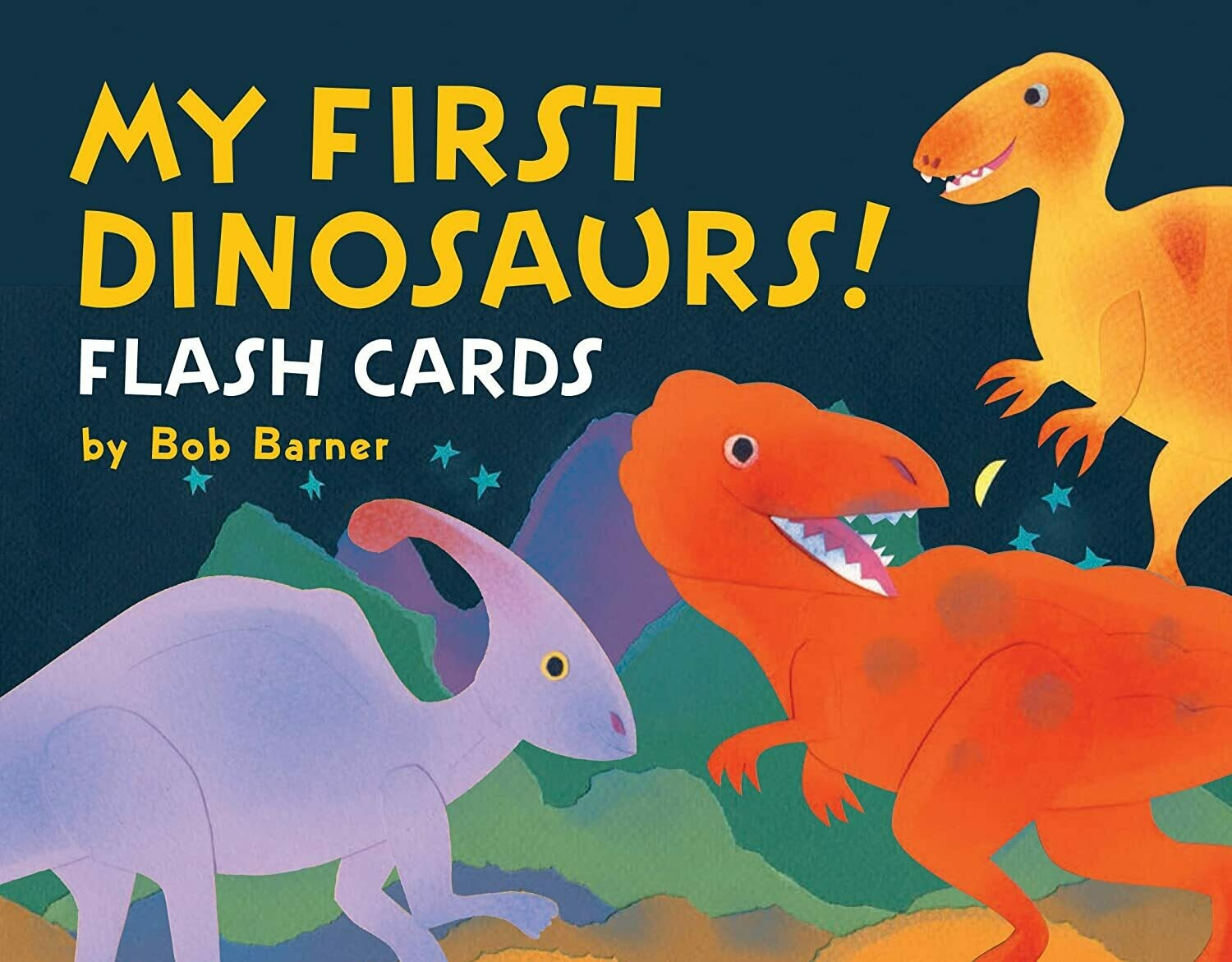 My First Dinosaurs Flashcards