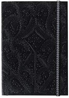 Paseo Black Notebook M