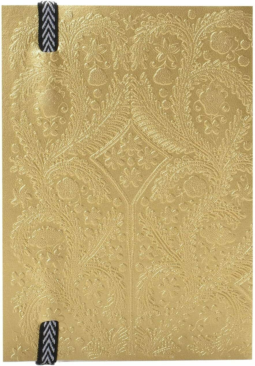 Paseo Gold Notebook M