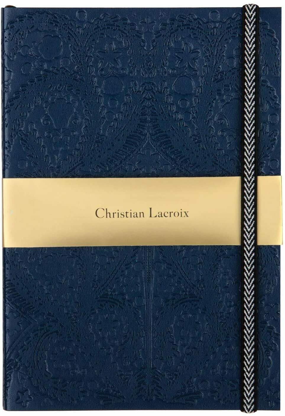 Paseo Navy Notebook S