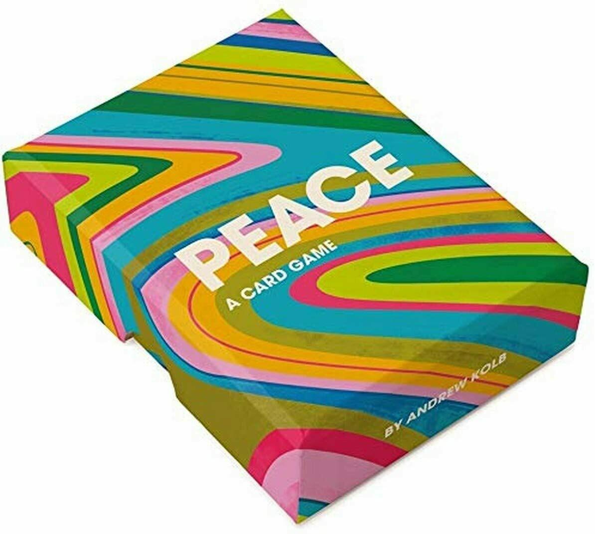 Peace Card Game