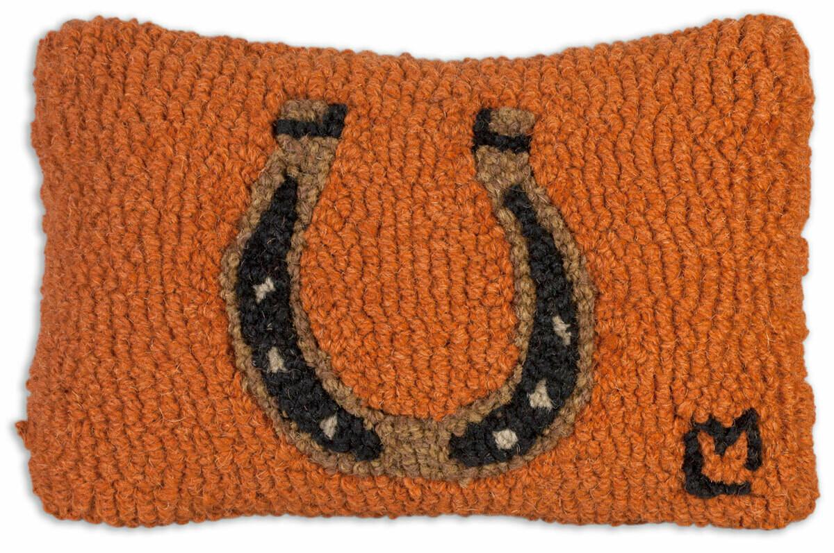 Horse Shoe Pillow