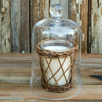 Candle Cover Bell Jar ECL82077