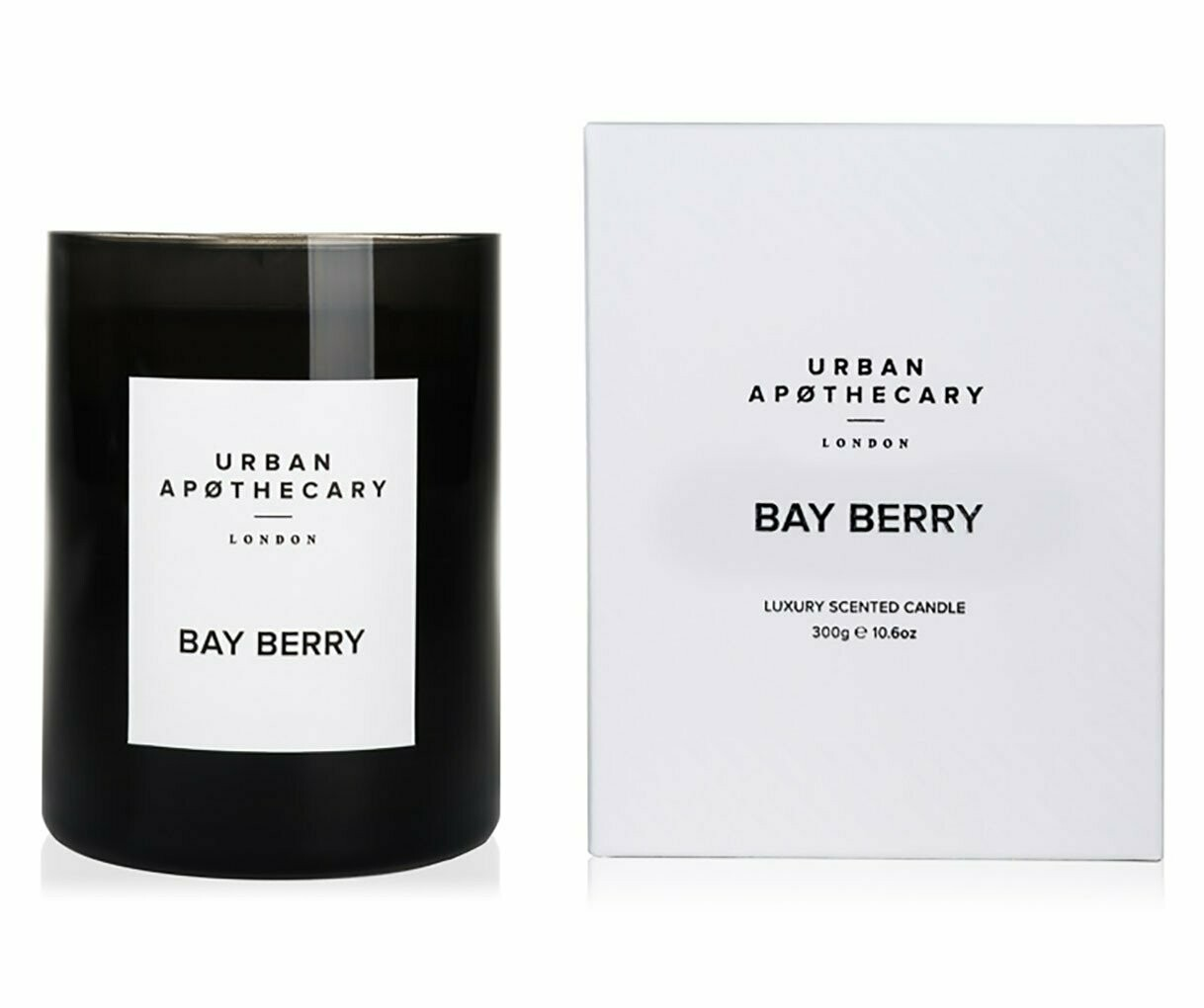 Bay Berry Luxury Candle 300g