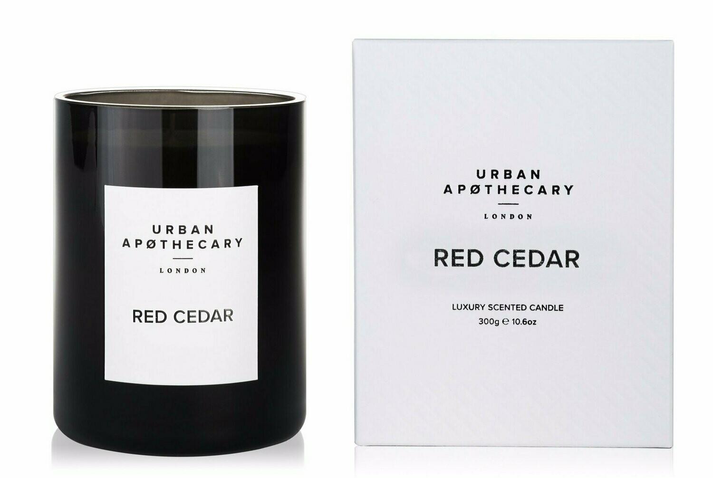 Red Cedar Luxury Candle 300g
