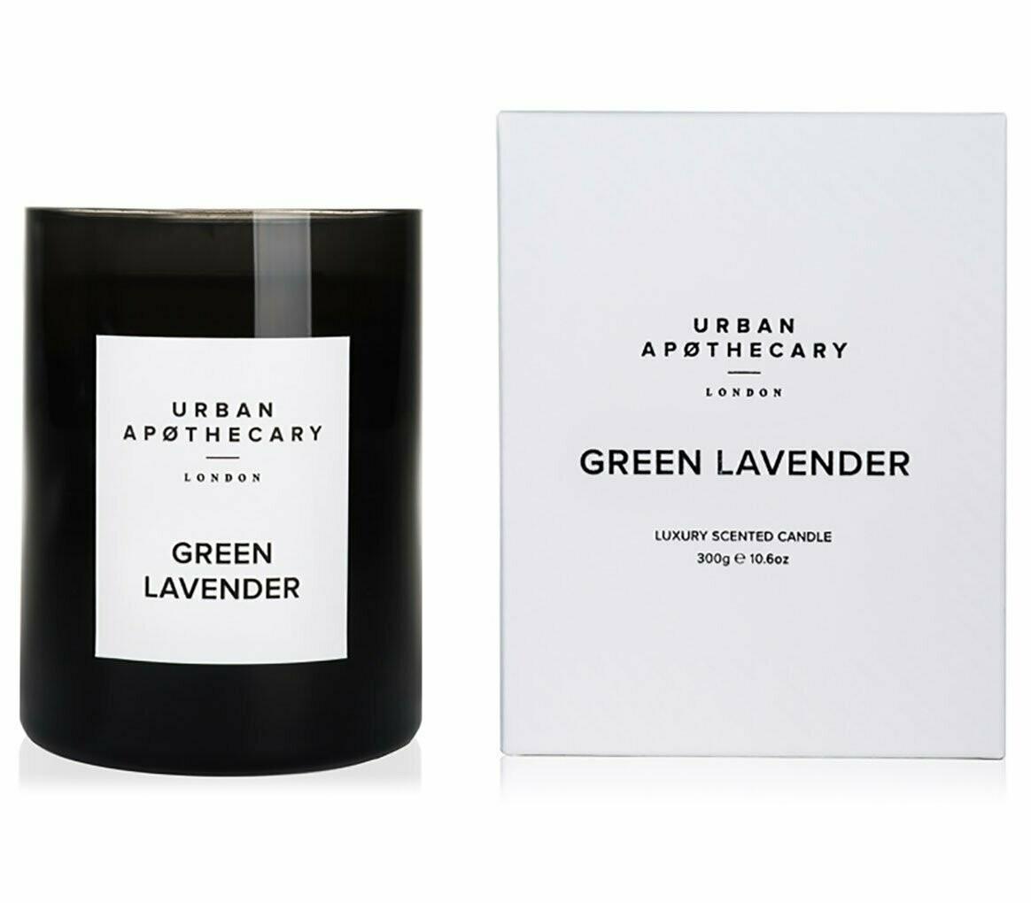 Green Lavander Luxury Candle 300g