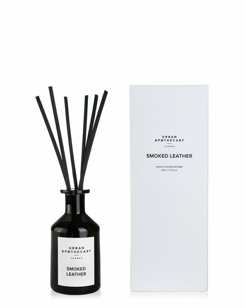 Smoked Leather Fragance Diffuser 200ml