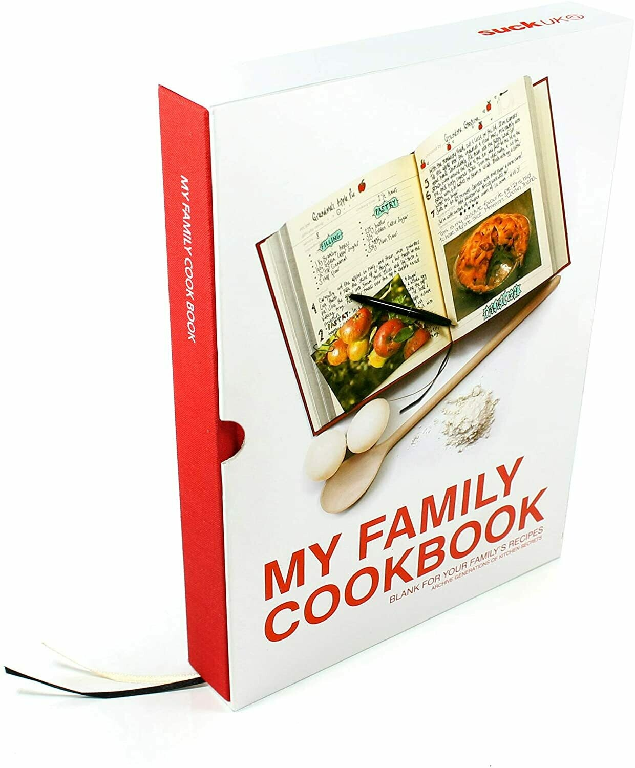 Red My Family Cook Book