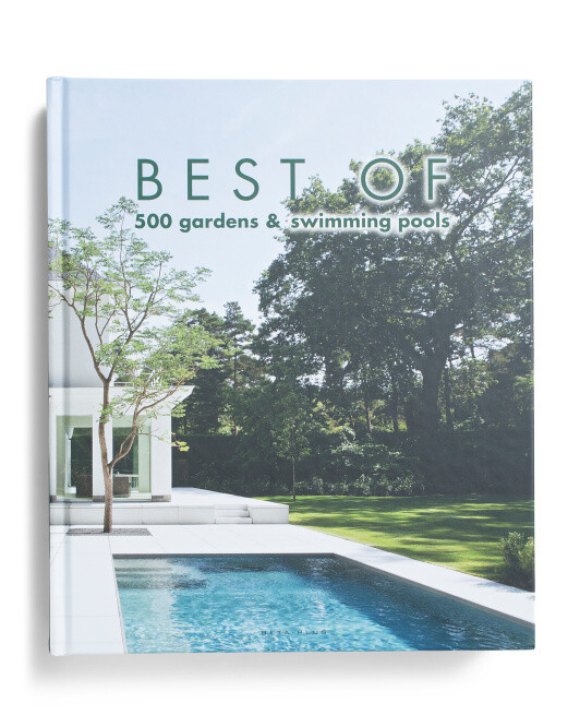 Best of the 500 Gardens/ Swimming Pools