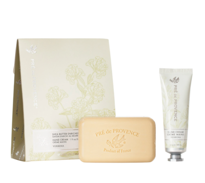 Gift Set White Verbena