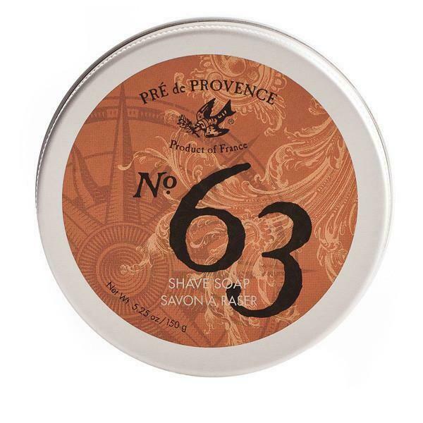63 Mens Shave Soap in Tin