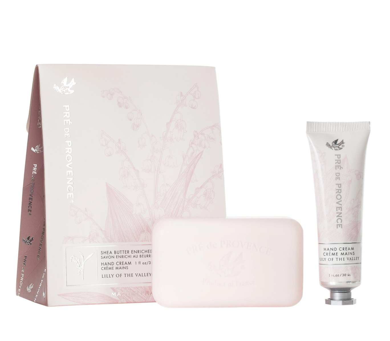 Gift Set White Lilly of Valley