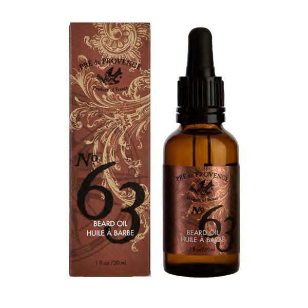 63 Mens Beard Oil
