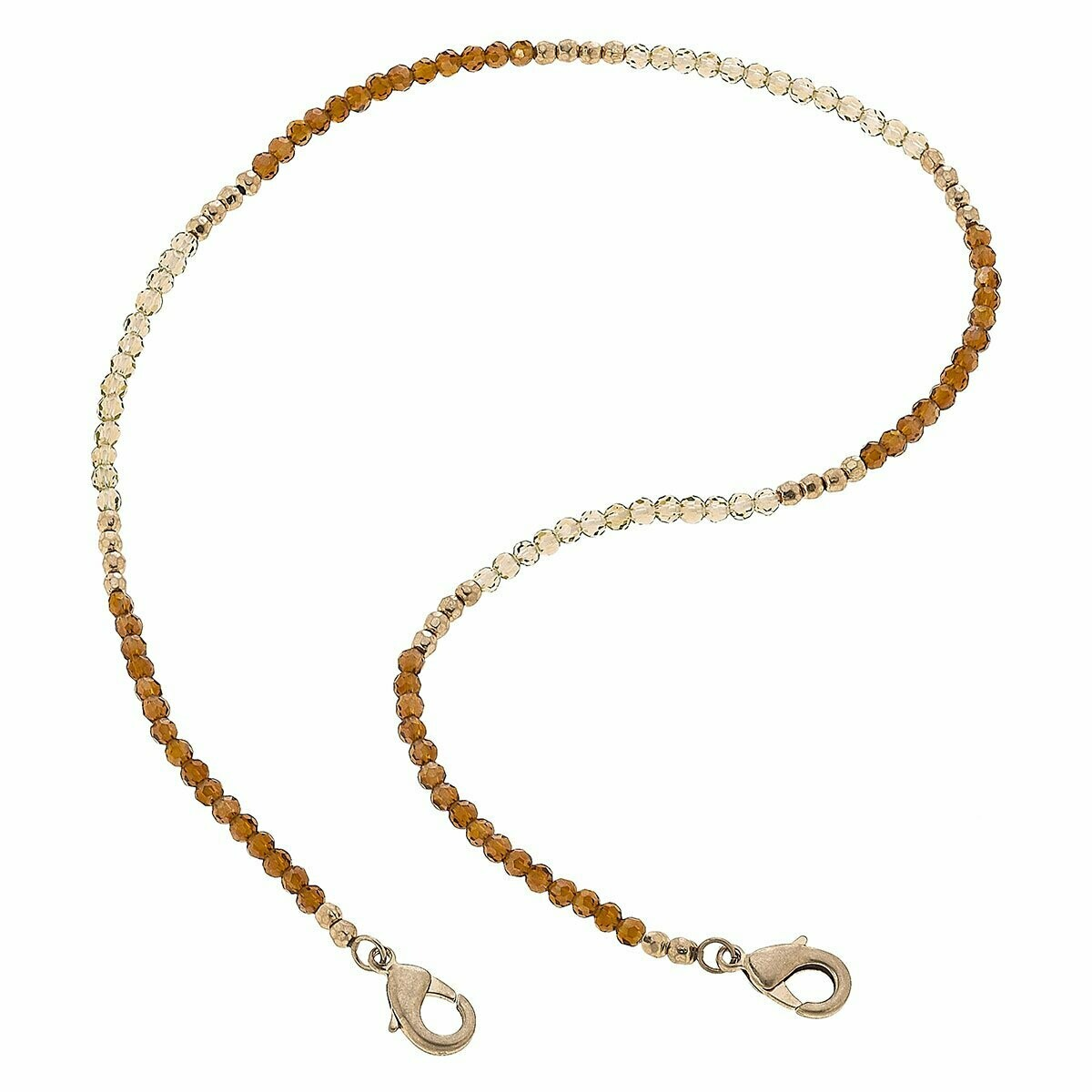 Chain Mask Necklace 22020M-CH-20