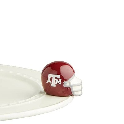 Texas A&M Helment