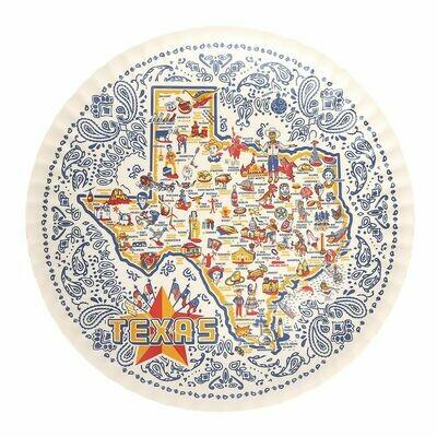 Texas Melamine 16