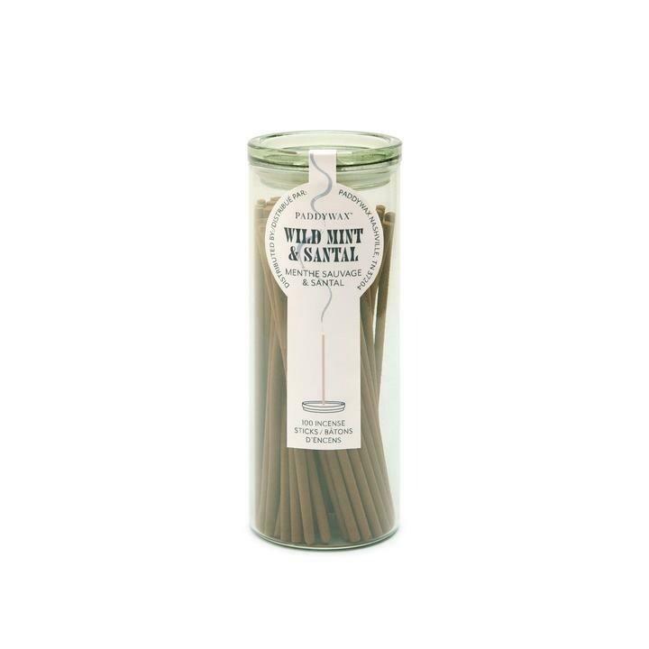 Wild Mint & Santal incense