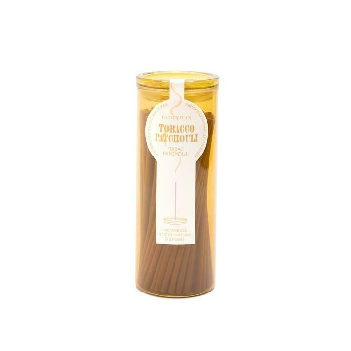 Tobacco Patchouli incense