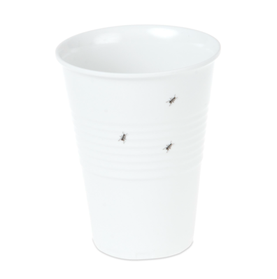 Melamine Cup Ants s/4