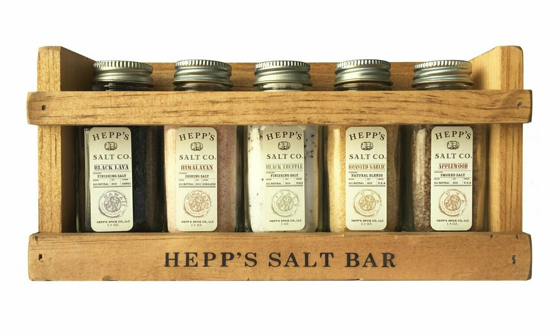 Hepp's Salt Chefs Collection