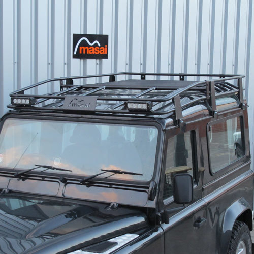 Tubular Roof Rack For Defender 90 Crew Cab And 110 3