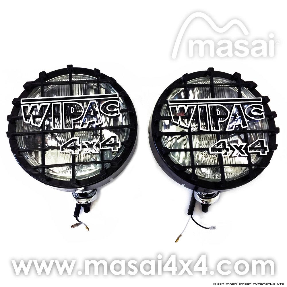 wipac 8 u0026quot  off  100w bulbs  u2013 steel  in