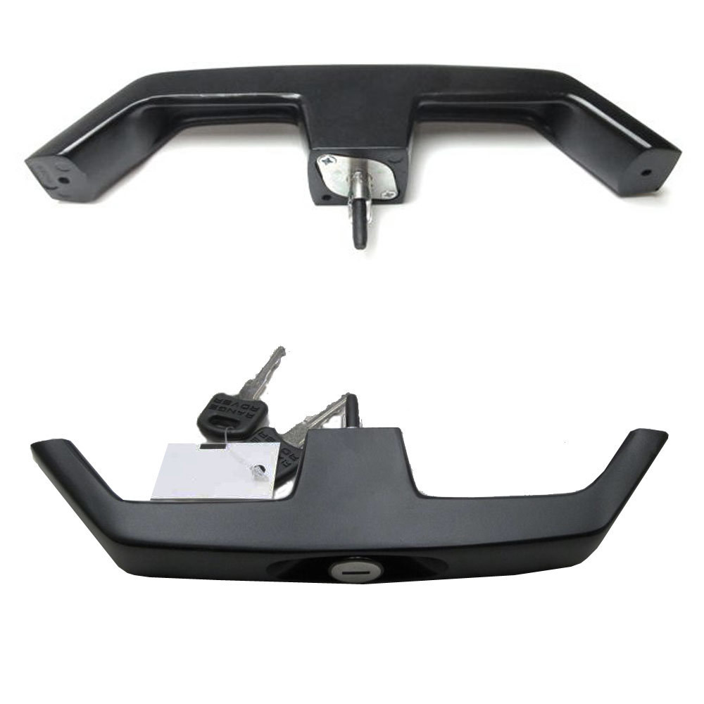Handle And Lock For Range Rover Classic Upper Tailgate