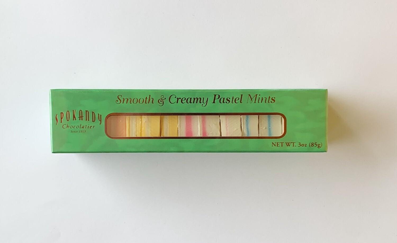 Smooth & Creamy Pastel Mints