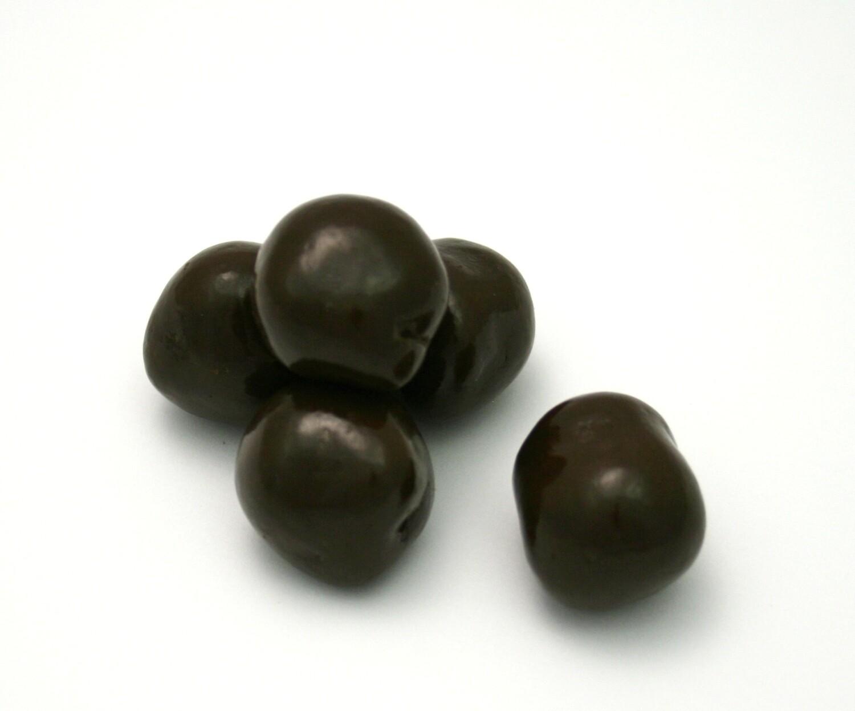 Dark Chocolate Sea Salt Caramel Popcorn