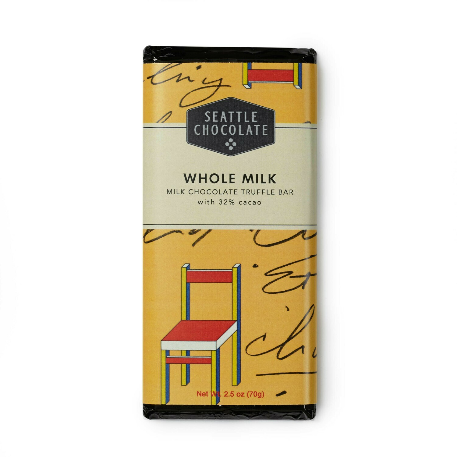 Whole Milk Truffle Bar