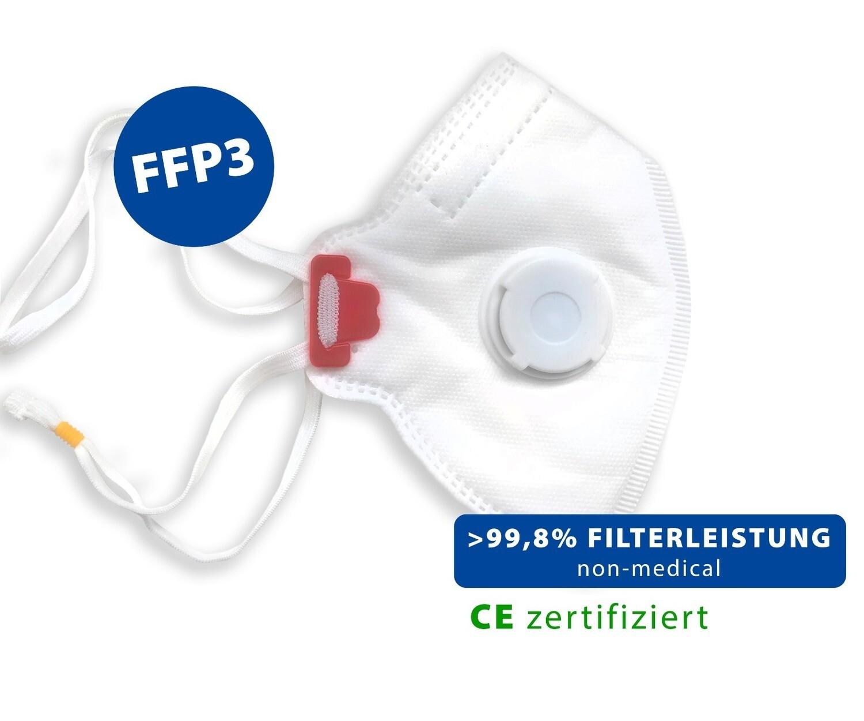 Atemschutzmasken FFP2 10er Packung | Schutzmasken.ch ...