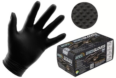 Grower's Edge Powder Free Nitrile Gloves 6 mil