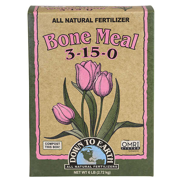 Down to Earth Bone Meal
