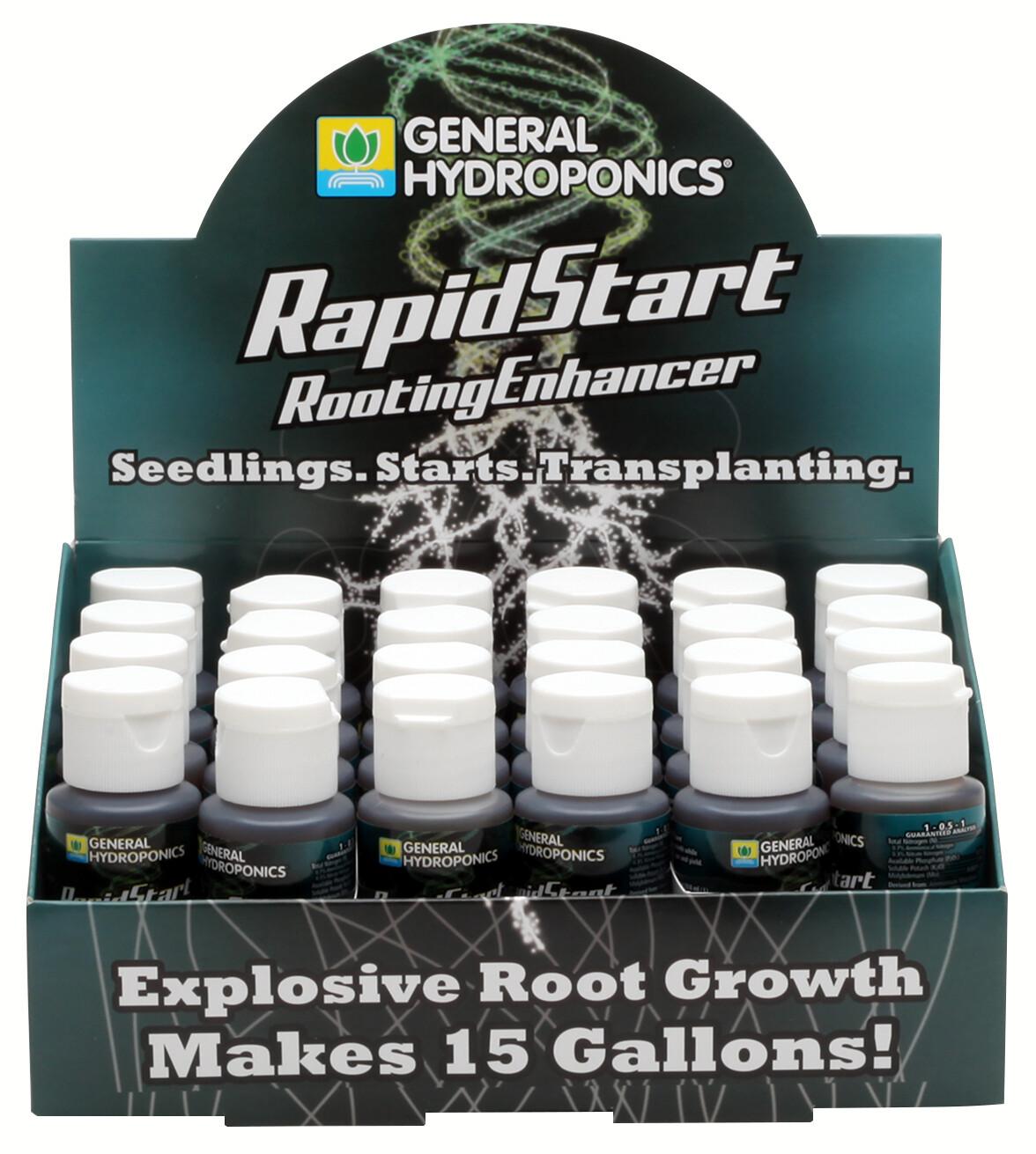 General Hydroponics Rapid Start