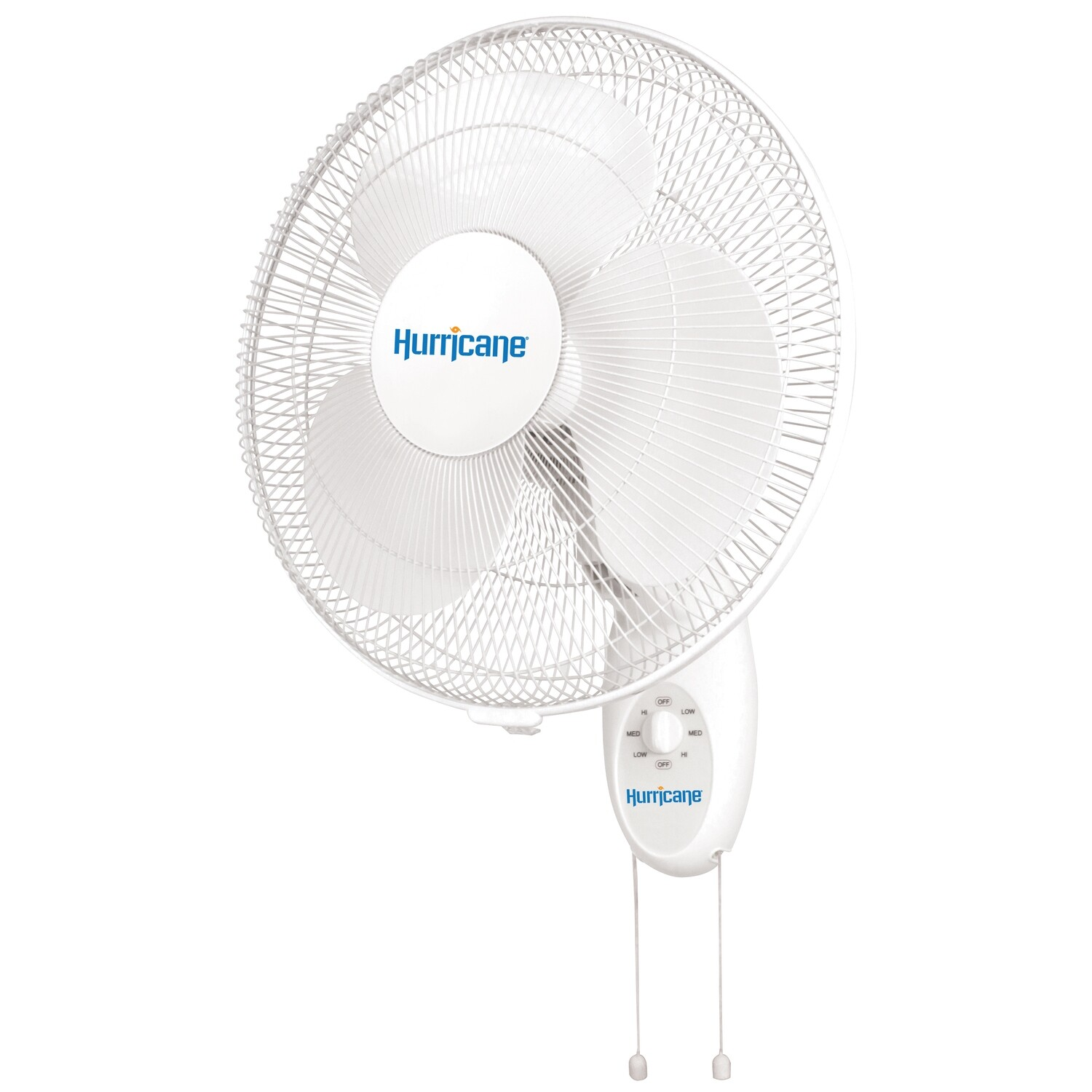 Hurricane Supreme Oscillating Wall Mount Fan