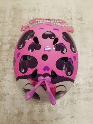 Ladybug Toddler Bike Helmet