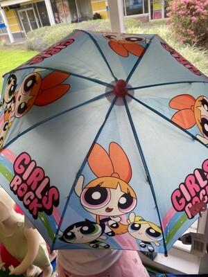 Powerpuff Umbrella