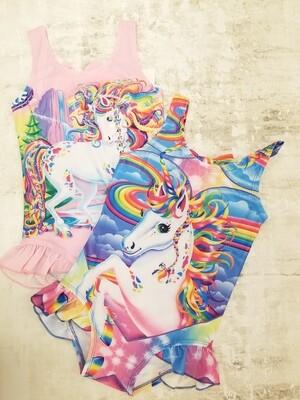 Swimsuit- Unicorn
