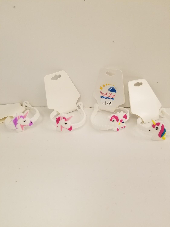 Unicorn Bracelet- Plastic