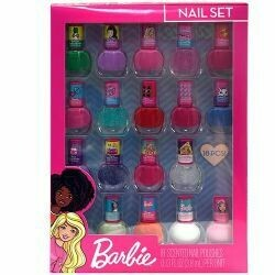 Barbie 18pk Nail Polish