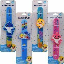 Baby Shark slap bracelet