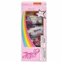 Jojo Siwa Sticker Roll Box