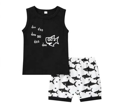 Boy Shark Tank Set