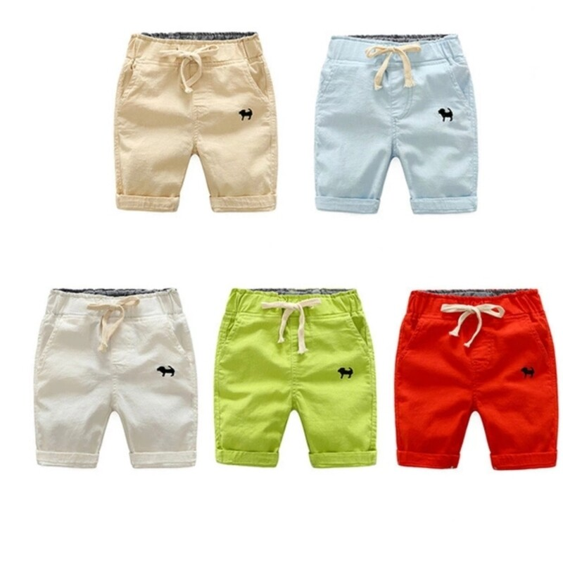 Dog Logo Shorts