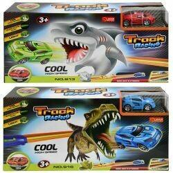 Shark w/car